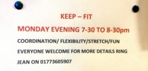 Jeans Keep Fit Group @ Riddings Community Centre | Riddings | United Kingdom